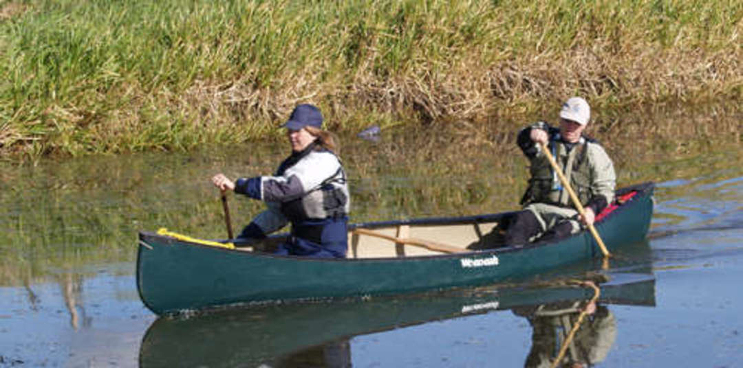British Canoeing Canoe Courses